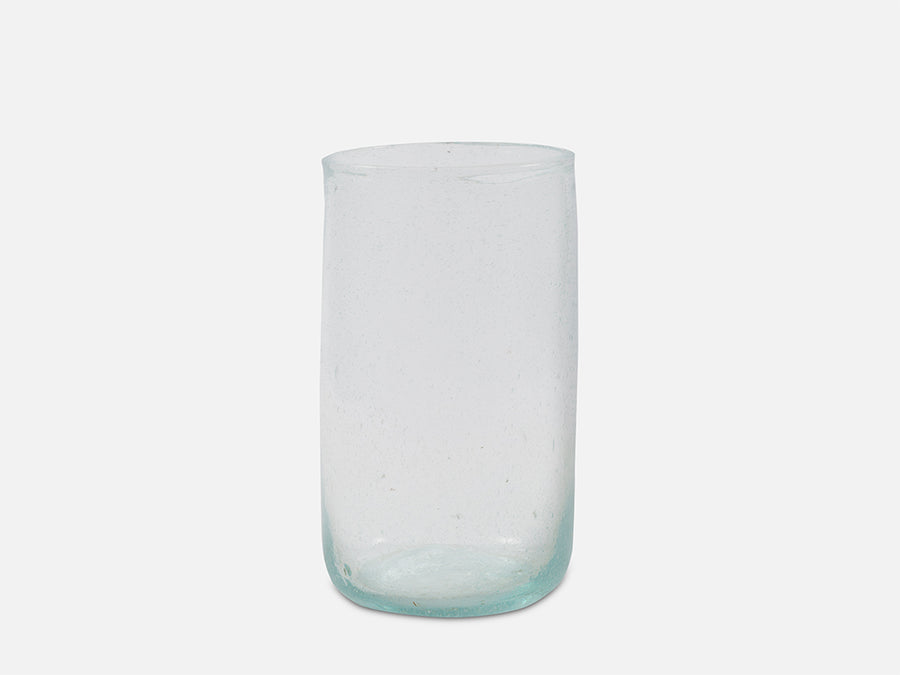 Drinking Glass // White </br> Big