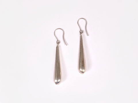 Aurelia Earrings // silver <br/> FOLKDAYS N° 199 - FOLKDAYS  - 1