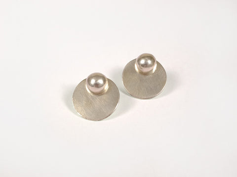 Evita Earrings // silver <br/> FOLKDAYS N° 193 - FOLKDAYS  - 1