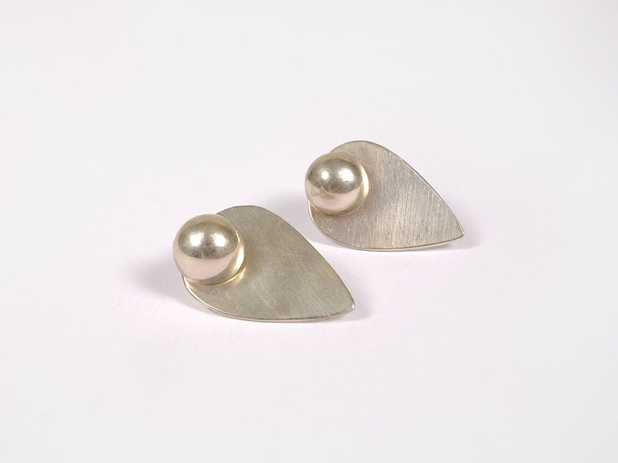 Mora Earrings // silver <br/> FOLKDAYS N° 194 - FOLKDAYS  - 2