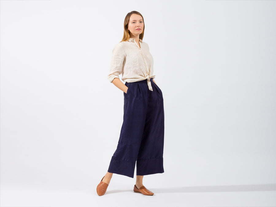 Jorani Pants // blue