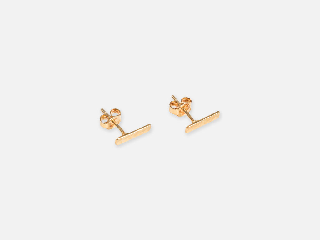 Uma Earrings // gold <br/> FOLKDAYS N° 318