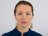Yasuri Earrings <br/> FOLKDAYS Nº 314
