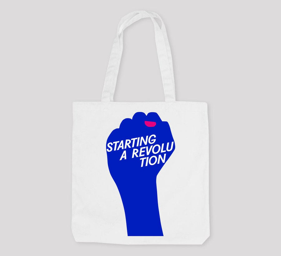 Starting a Revolution <br/> The Bag