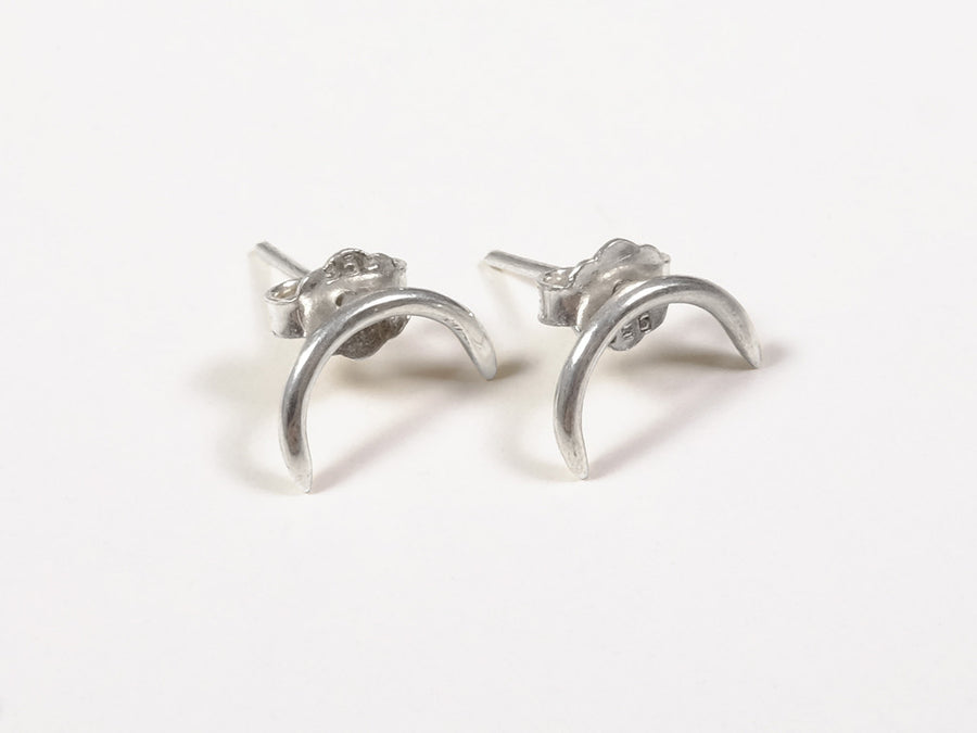 Kiara Earrings // silver <br> FOLKDAYS Nº 152 - FOLKDAYS  - 1