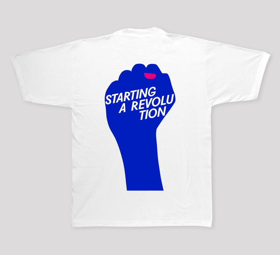 Starting a Revolution <br/> The T-Shirt