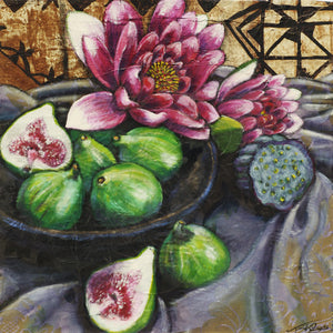 Figs and Lotus