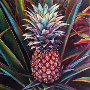 L'ANANAS - ORIGINAL PAINTING