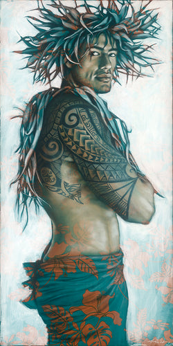 TANE MANA II - READY TO HANG GICLÉE PRINT
