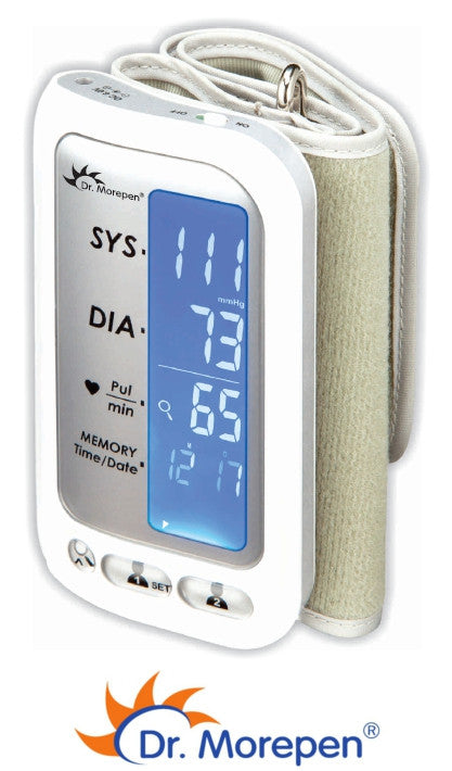 Dr.Morepen Cordless Upper Arm BP Monitor