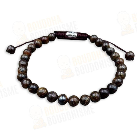 Bracelet Ajustable en Pierres Naturelles - 7 pierres disponibles