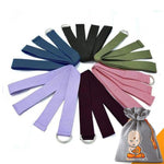 Sangle de Yoga - 7 couleurs disponibles