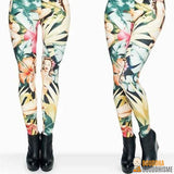 Leggings Nature - 7 styles disponibles - Taille unique