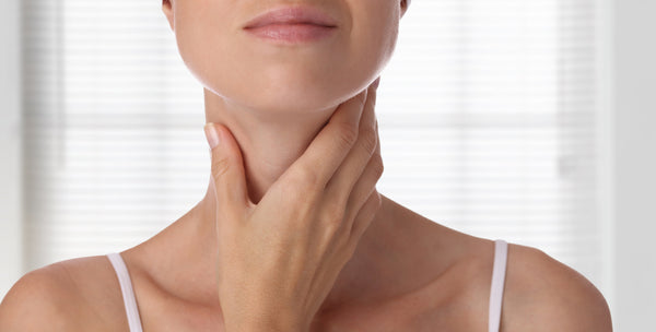 Thyroid disorders and how they can affect your skin