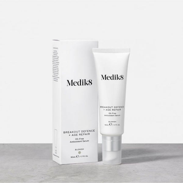 Medik8 Breakout Defence + Age Repair (50ml)