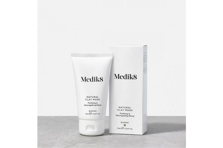 Medik8 Natural Clay Mask™ 75ml