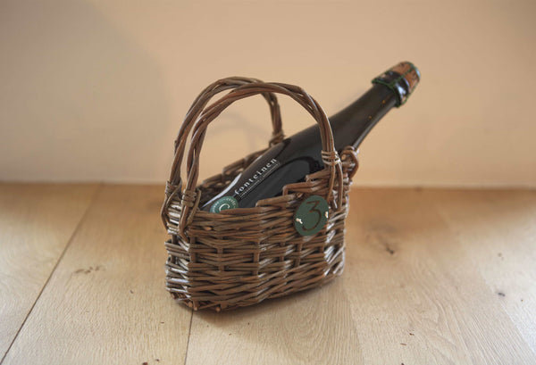 "Lambic basket ""green willow"" (375 ml)"