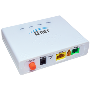 D-NET EPON/GPON ONU Modem Fiber Optic, With 1 Giga SC/UPC or SC/APC Port (DN-GPON-10XX-MX)