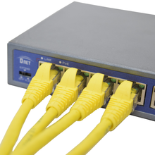 Load image into Gallery viewer, D-NET 8 PoE Port +1 UPLink Port Network Switch, Commutator, PoE (DN-POE-31008PL)