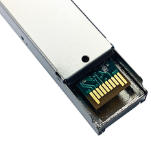 Load image into Gallery viewer, D-NET 10 Gigabit SFP+ Module Transceiver, LC Fiber Connector, Multi-Mode, 220 Meters (721 ft.), (DN-SFP+10G-LRM)