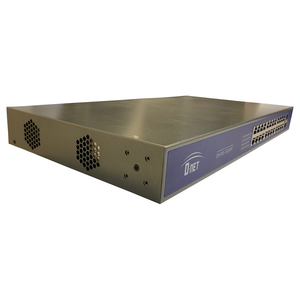 D-NET 24 PoE Port +2 SFP Port Network Switch, Commutator, PoE (DN-POE-33024PF)