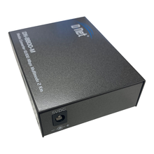 Load image into Gallery viewer, D-NET Ethernet Media Converter, Multi Mode LX Fiber, 10/100/1000 Base-T (2 Kilometers), (DN-8800-M)