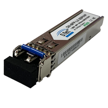 Load image into Gallery viewer, D-NET Gigabit SFP Module, LC Fiber Connector, Sinle-Mode, Mini-GBIC, Up to 120 Kilometers, (DN-SFP-LX)
