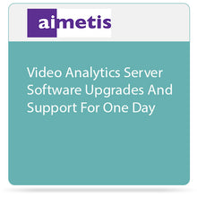 Load image into Gallery viewer, Senstar Aimetis Symphony V7 Video Analytics One Day Software Upgrade & Support (AIM-SYM7-VA-MS-CD)