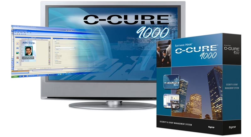 Tyco Software House C-CURE 9000 Additional 5 Client Workstations (CC9000-ADD5CLI)