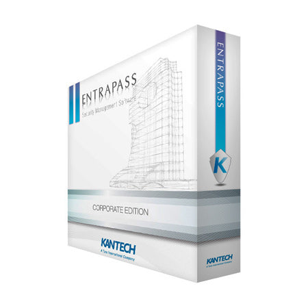 EntraPass Corporate Edition Security Software (E-COR-V7-LIC)