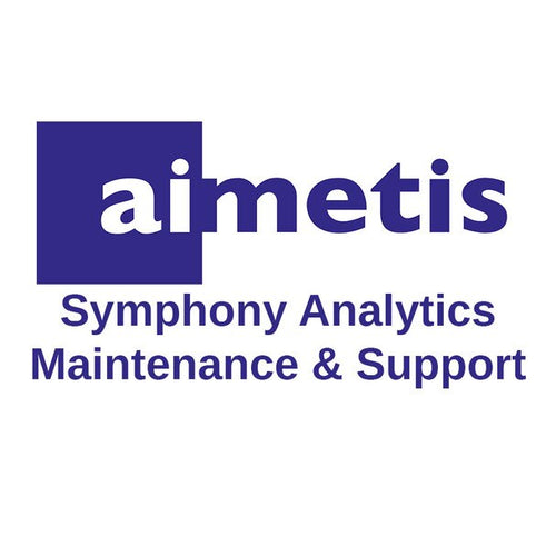Senstar Aimetis Symphony Analytics V7 - One Year Maintenance & Support (AIM-SYM7-VA-MS-1Y)