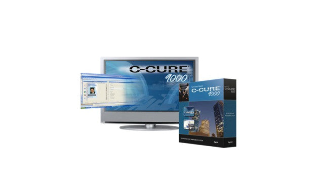 Software House CCURE 9000 Series P System License Only (CC9000-SP)