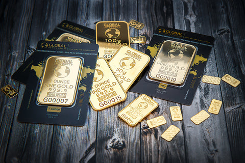 Typical Bank Gold Cards