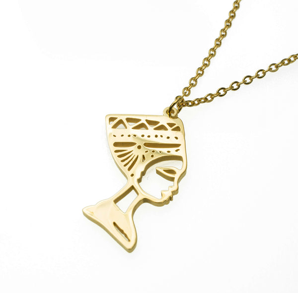 Beautiful Egyptian Solid Gold Pendant by Jewelry Lane