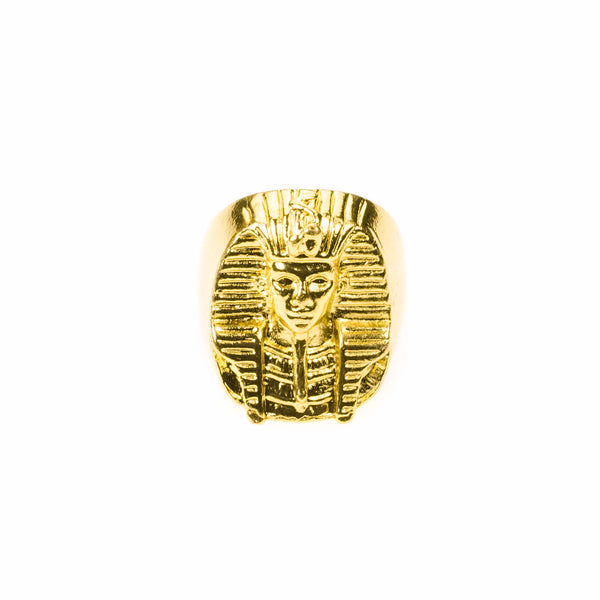 Elegant Beautiful Mythical Egyptian Sphinx Design Solid Gold Ring By Jewelry Lane
