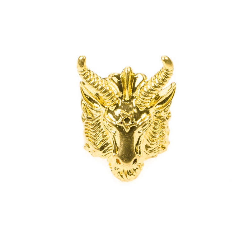 Minotaur Solid Gold Ring By Jewelry Lane