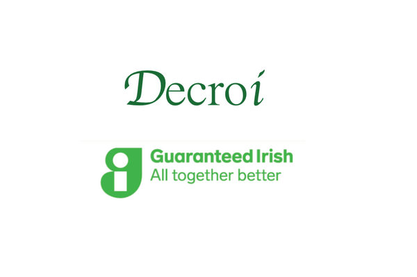 Decroí awarded Gauranteed Irish symbol