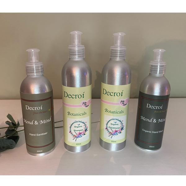 Decroí: wellness Clean & Green Gift Set