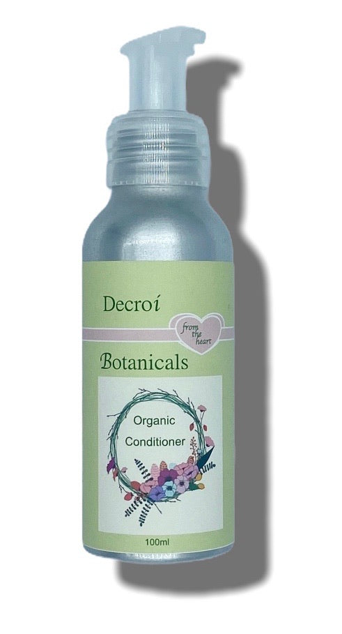 Organic Conditioner: Travel size - Decroí