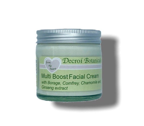 Botanicals: Multi Boost Facial Cream - Decroí