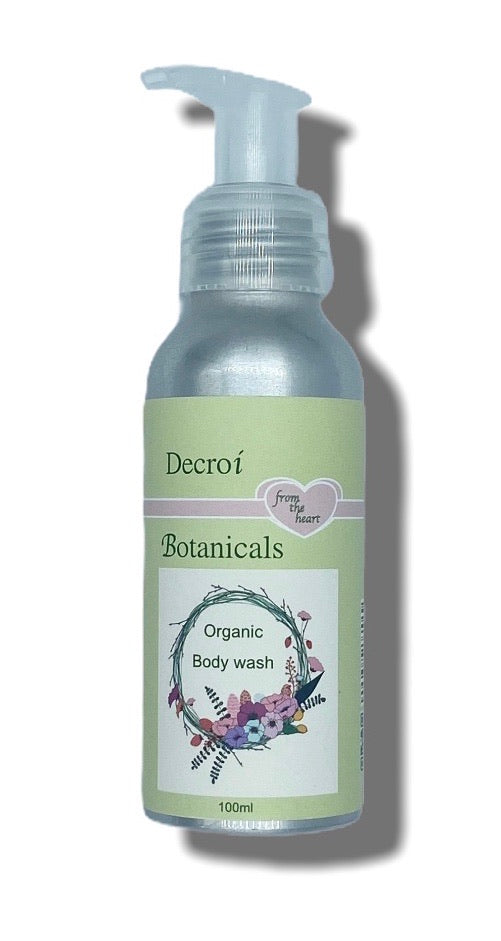 Organic Body Wash: Travel size - Decroí