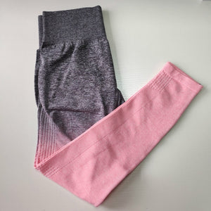 Ombre Seamless Leggings - betterlife24
