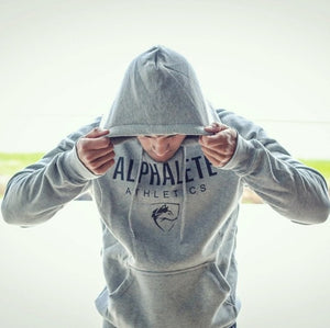 Pullover Sportswear Male Workout Hooded Jacket - betterlife24