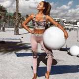 Female Sport Suit omen Yoga Set - betterlife24