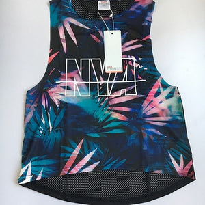 Print Sexy Sport Top - betterlife24