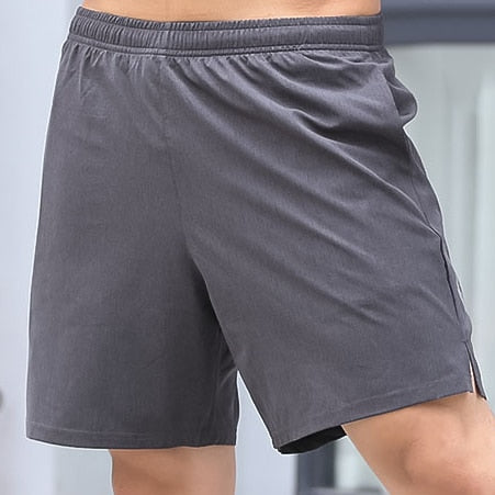 Gym Printing Sport Shorts With Pocket - betterlife24