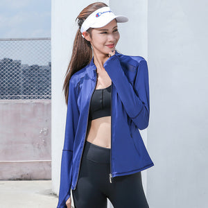 Yoga Sport Coats Anti-Pilling - betterlife24