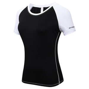 Quick Dry Fitness Sports Short Sleeve T Shirt - betterlife24