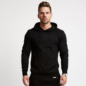 Solid Color Casual Gym Jacket - betterlife24