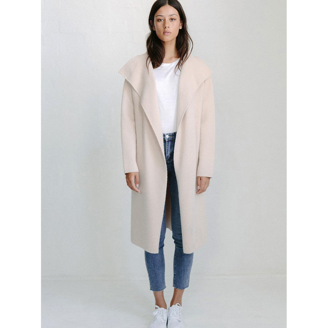 Pia Coat in Pink
